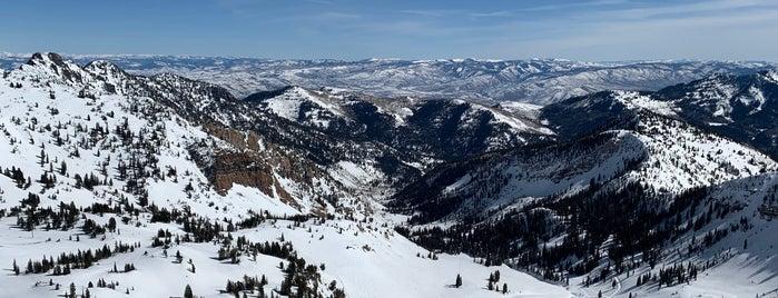 Snowbird Summit is one of Utah.