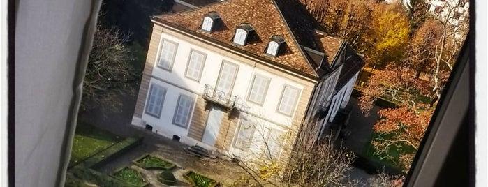 Institut et Musée Voltaire is one of MrBoroughs | Top Spots | Geneva.