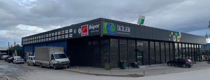 IKILER FILTER MANN-HENGST is one of Orte, die @L! K€m@l gefallen.