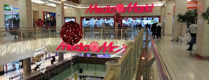 MediaMarkt is one of Ankara AVM ve mağazaları.
