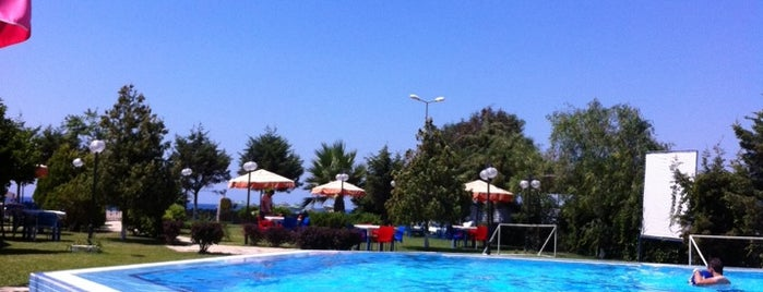 Colophon Hotel is one of Tatil.