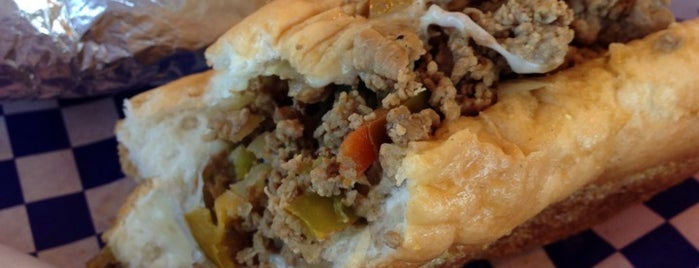 Go Philly Cheese Steaks is one of Local Dines.