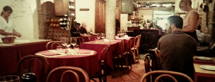 La Dogana Del Buon Gusto is one of restaurant places.