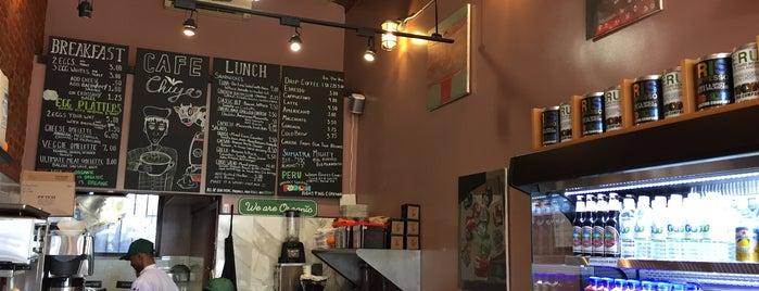 Café Picco is one of Tempat yang Disukai Alex.