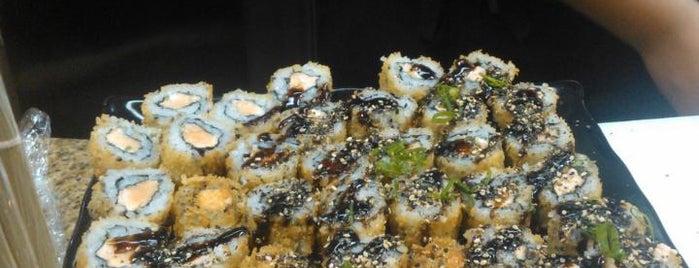 Jinmu Sushi is one of Locais curtidos por Vinicius.
