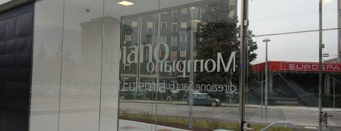 MetroBs Mompiano is one of Stazioni Metro Brescia.