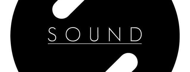 Sound Nightclub is one of LA Haunts.