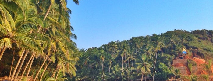 Cola Beach is one of Goa.