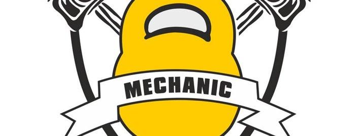 Club Mechanic is one of Serk@n İpek'in Kaydettiği Mekanlar.