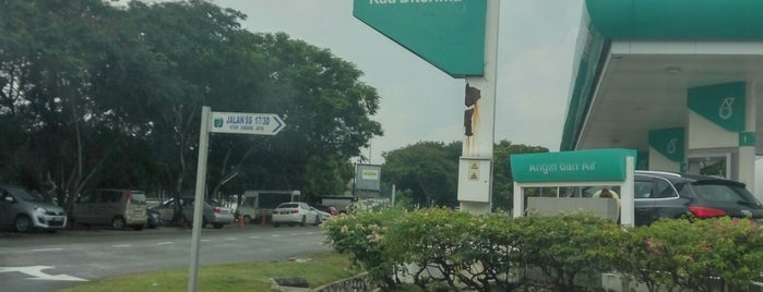 PETRONAS Station is one of g.
