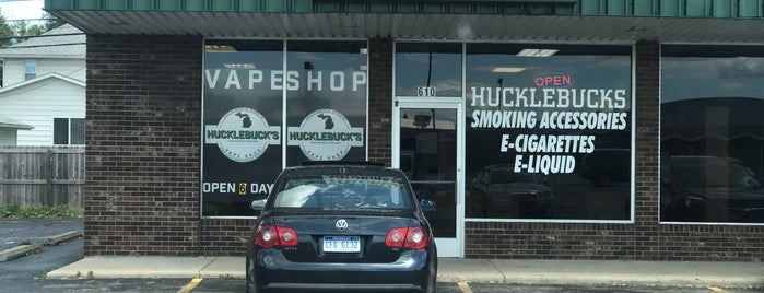 Hucklebuck's Vape Shop is one of Vape Shops near me..