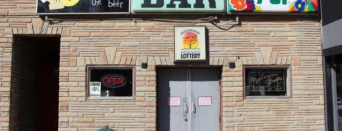 Uptown Bar is one of Monroe, MI. Area Bars.