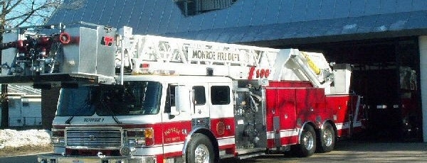 Monroe Fire Department is one of Fire Departments.