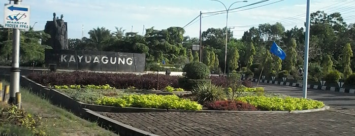 Kayu Agung is one of Cities in Indonesia.