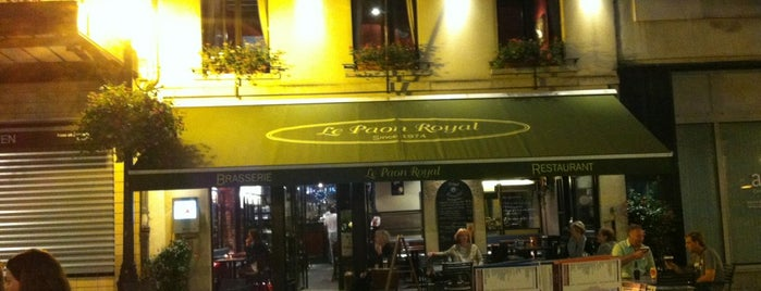 Le Paon Royal is one of VISITED RESTAURANTS/GASTROPUBS/FRITUREN.
