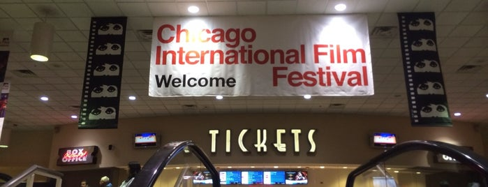 Chicago International Film Festival is one of Jeremy's Chicago List.