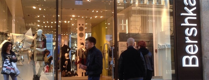 Bershka is one of Prague - the second day?.
