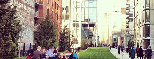 High Line is one of #myhints4NewYorkCity.