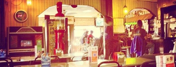 Sharkey's Restaurant is one of Posti salvati di Christopher.