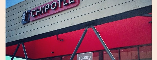Chipotle Mexican Grill is one of Something to taco 'bout..