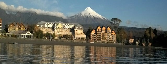 Gran Hotel Pucón is one of Martinさんのお気に入りスポット.