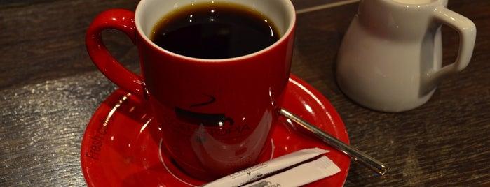 Coffeetopia is one of สถานที่ที่ Greta ถูกใจ.