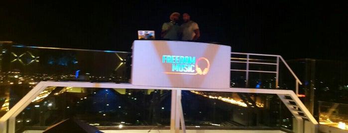 U Roof Lounge is one of Amman.