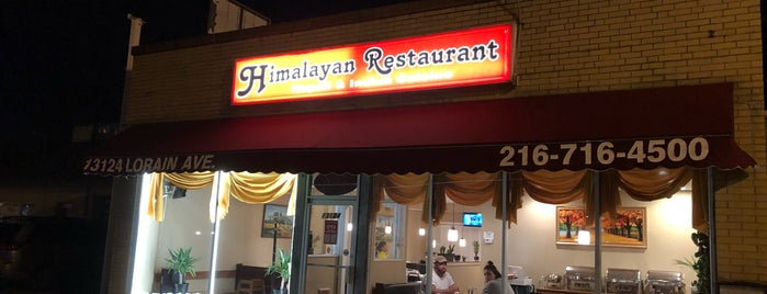 Himalayan Restaurant is one of Ethnic Cuisine Tour.
