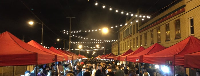 Night Market CLE is one of Lugares favoritos de Kimberly.
