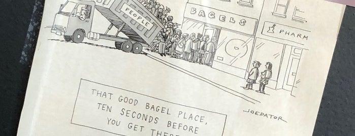 Cleveland Bagel Company is one of Cole : понравившиеся места.