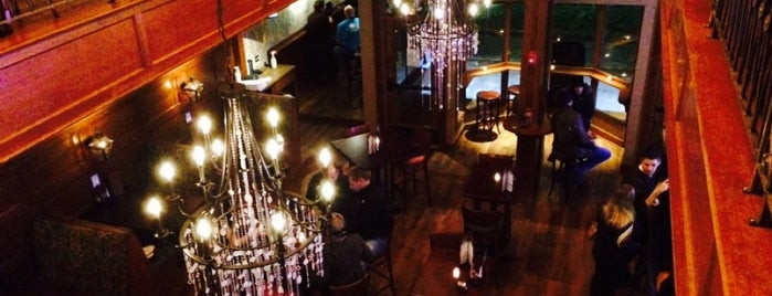 Bourbon Street Barrel Room is one of Taste of Cleveland To Do List.