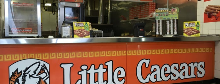 Little Caesars Pizza is one of East Bay Sweets and Savory.