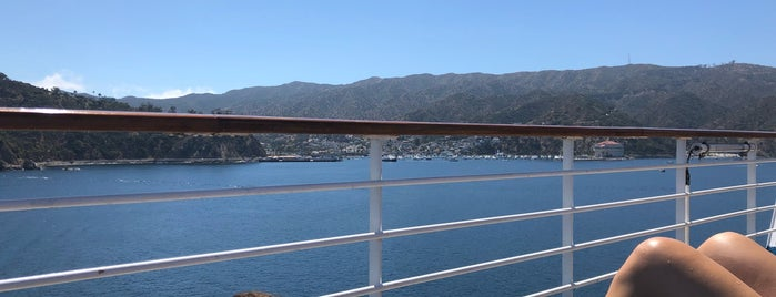 Carnival Cruise - Catalina is one of Brianさんのお気に入りスポット.