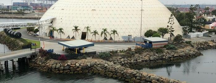 Long Beach Cruise Terminal is one of Ryan : понравившиеся места.