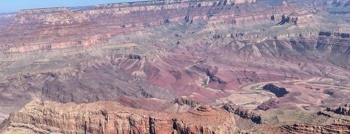Navajo Point is one of Arizona.