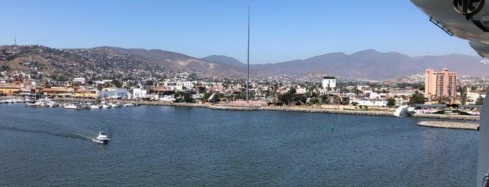 Puerto de Ensenada is one of Ryan : понравившиеся места.
