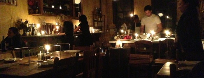 Lucali is one of My favorite places to eat/drink in NY.