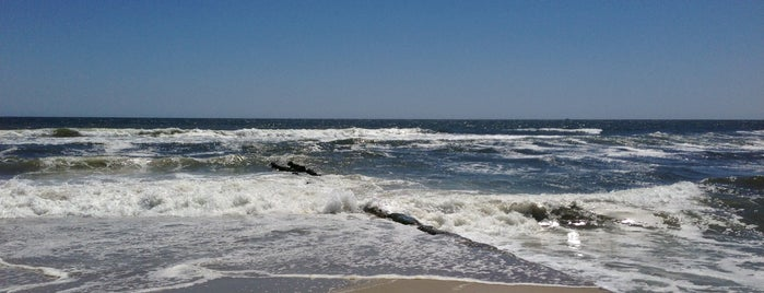 Jacob Riis Park is one of Beaches.