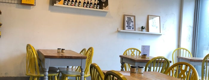 Brew Coffee Co is one of Bristol.
