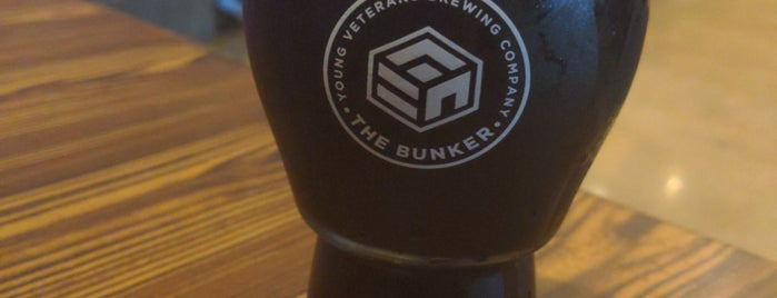 The Bunker Brewpub is one of Breweries Visited.