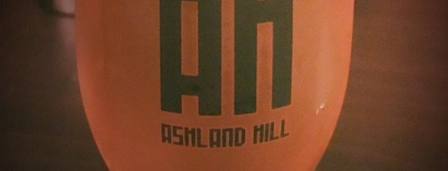 Ashland Hill is one of LA.