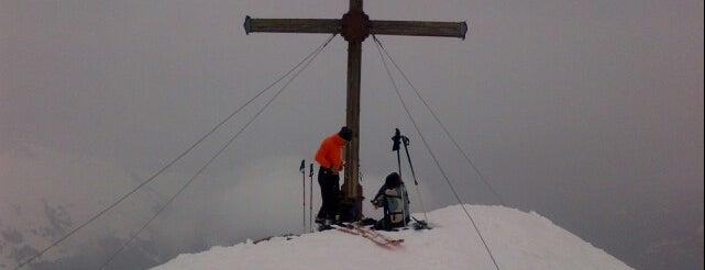 Großer Galtenberg is one of Ski Juwel Alpbachtal Wildschönau.