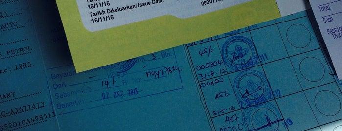 POS SERI KOMPLEKS (Post Office), Batu Satu is one of Posti che sono piaciuti a S.