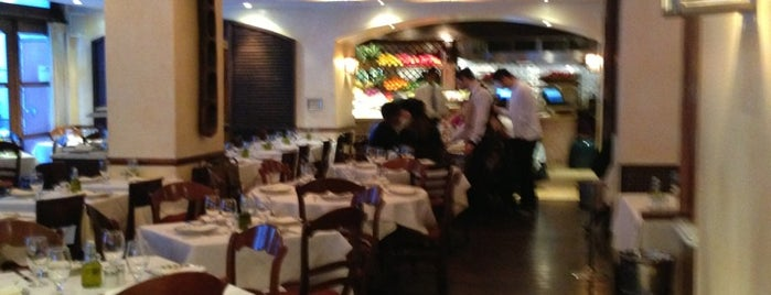 Avra Estiatorio is one of NYC- Restaurants I Wanna Try!.