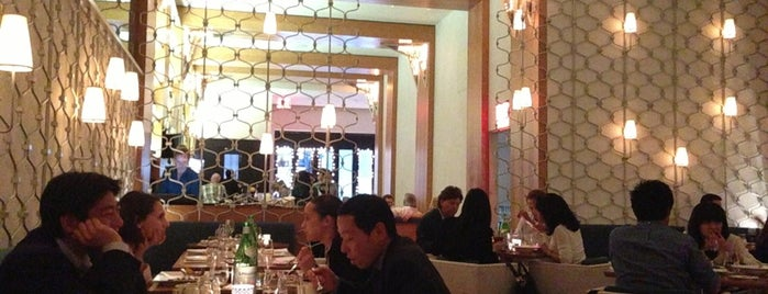 Vitae is one of Restaurants - NY.