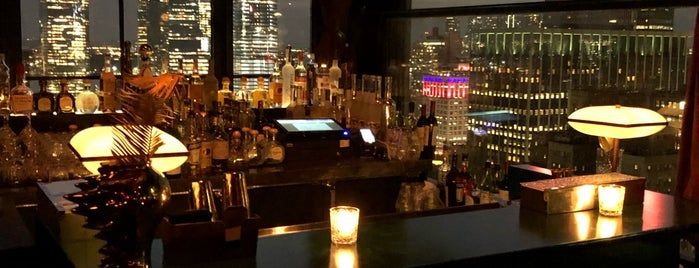 Moxy NYC Chelsea is one of NYC Bars To-Do List.