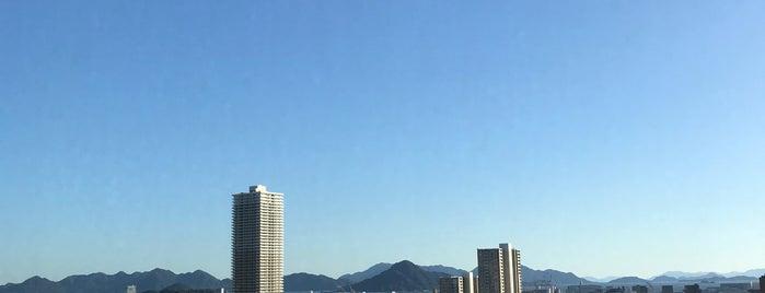 三井ガーデンホテル広島 is one of Hiroshima.