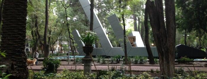 Parque España is one of Ciudad de México y alrededores.
