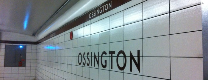 Ossington Subway Station is one of Toronto.
