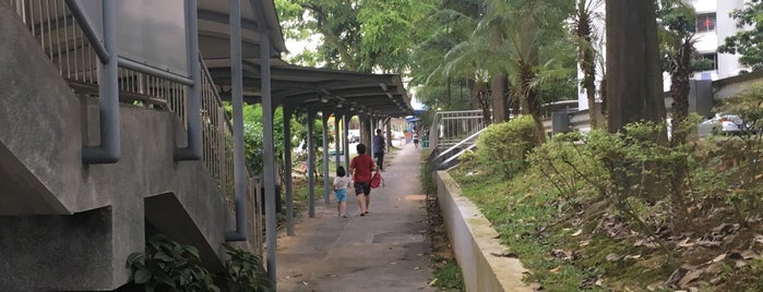 Bus Stop 65021 (Opp Blk 110) is one of Rivervale.
